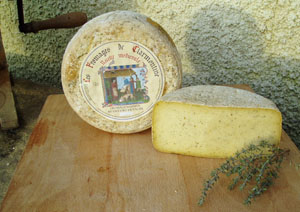 Fromage Clarmontine