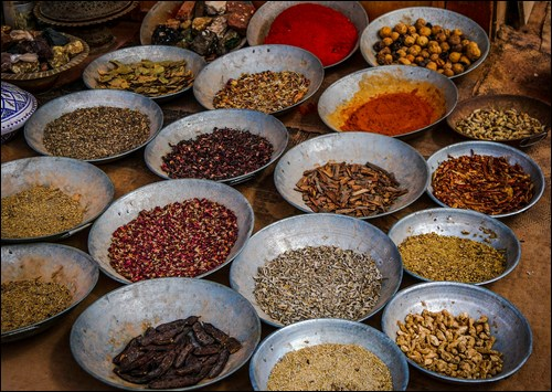 Oldcook : spices in Medieval Europe