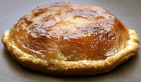 Tarte tatin, photo Jean-Michel Bourdoux