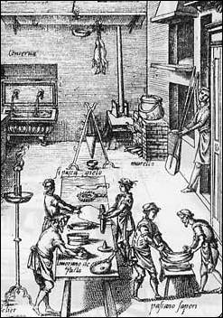 Oldcook: Bartolomeo Scappi, Opera, in English - a Renaissance kitchen